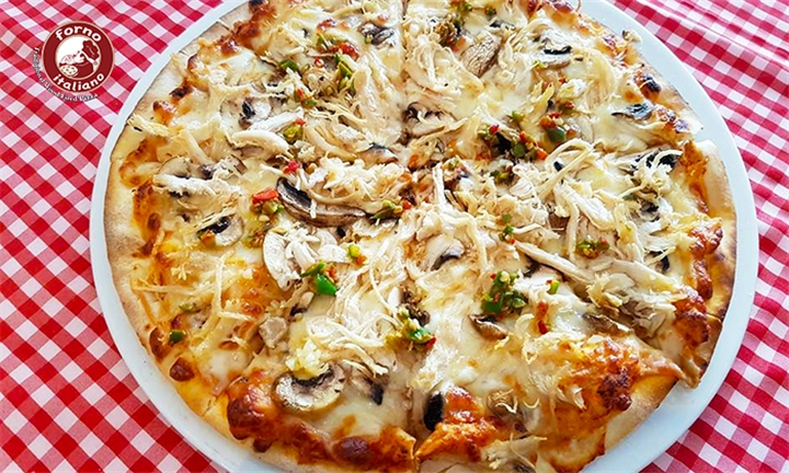 Choice of Pizza or Pasta for Four at Forno Italiano – East Gate Mall