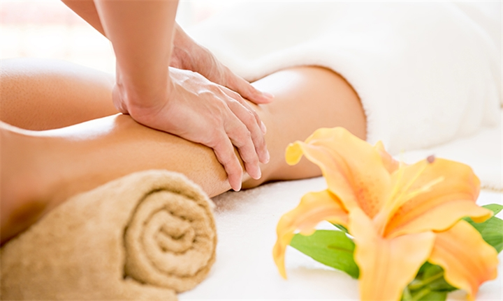 60-Minute Thai or Swedish Massage with Optional Aromatherapy Facial at Lukap Divine Day Spa