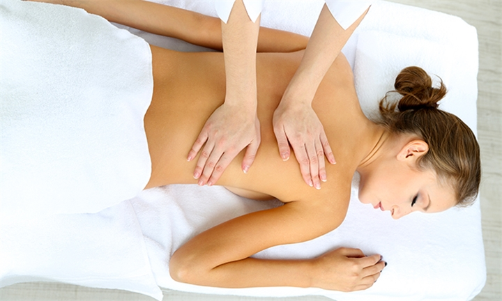 Pamper Package: Back, Neck and Shoulder Swedish Massage, Express Mani-Pedi and Facial at Sugarbush Skin & Beauty