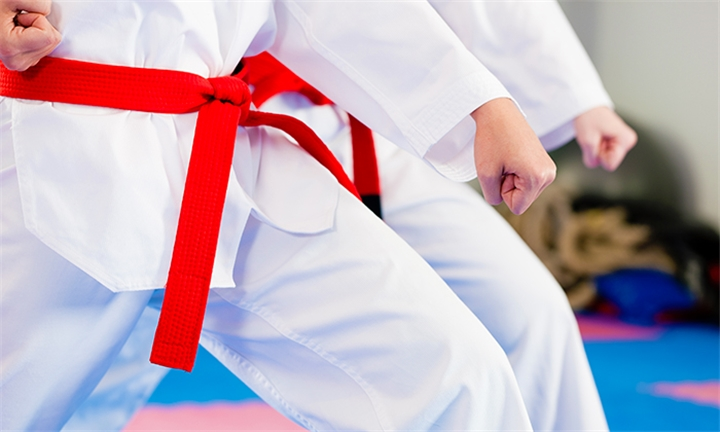 1-Month Hapki-Do Self Defense Classes with Weapons at Martial Arts Masters Academy