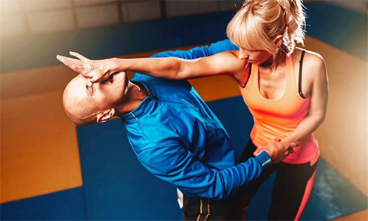 1-Month C.O.B.R.A Women's Empowerment Self Defense and Anti Rape Classes at Precision Fitness
