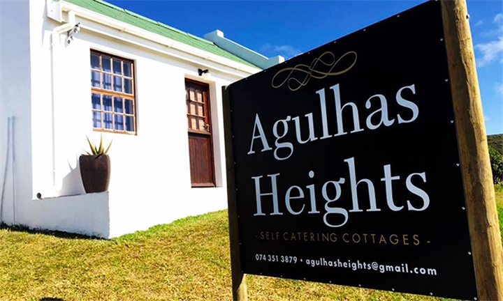 Western Cape: 1-Night Anytime Self-Catering Stay for up to Four at Agulhas Heights