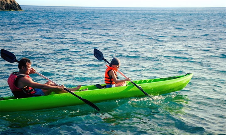 Guided Kayak Tours from Hout Bay for up to Four with Kayak Adventures (Pty)Ltd