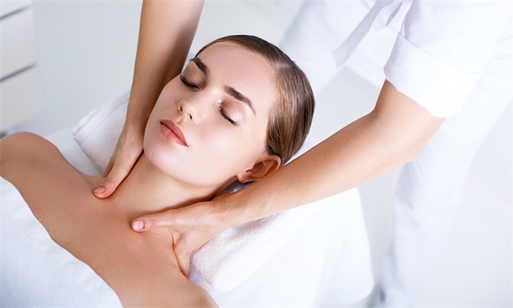 Back, Neck and Shoulder Massage with Optional Facial at Body Wisdom Spa