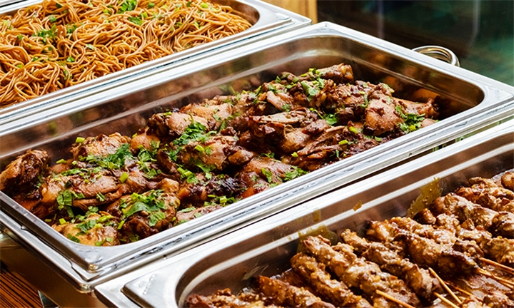 All-You-Can-Eat Chinese Buffet for Two at Imperial Gardens Restaurant