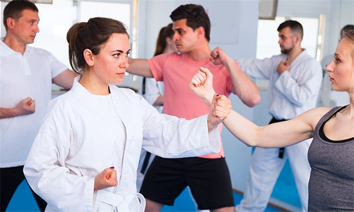 Self Defense Classes at Fellowship Martial Arts Academy