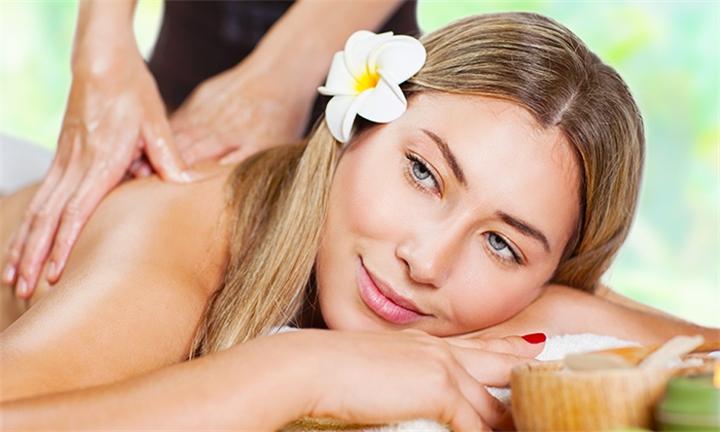 Pamper Package: Full Body Massage, Express Mani-Pedi & Facial at DD Hair Salon & Spa