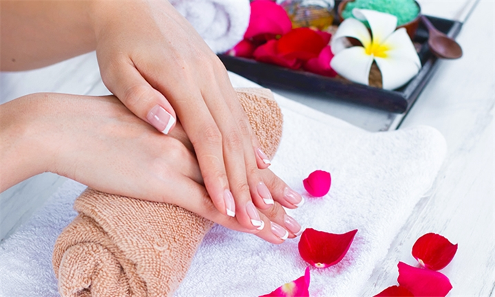Manicure and/or Pedicure at Ta's Beauty Lounge