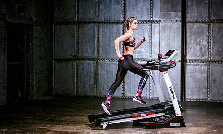 Reebok Jet 100 Treadmill with Bluetooth for R11699