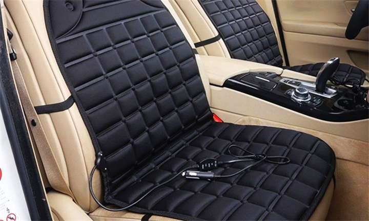 HeatMe Comfortable Padded Car Seat with Temperature Control for R299