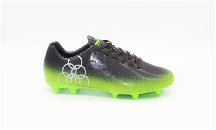 Olympic Keeper Mens Grey/Lime Soccer Shoe for R429