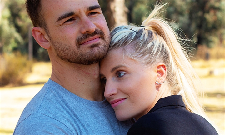 1-Hour Couples Location Photoshoot Including Images with Lizaan O'Reilly Photography