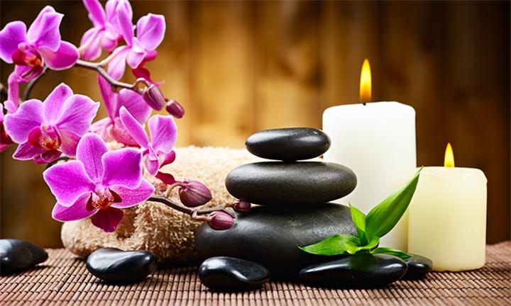 Ganban'yoku Stone Spa Treatments at Aurora Beauty & Wellness Spa