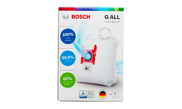 Bosch PowerProtect Dust Bag Pack of 4 for R249