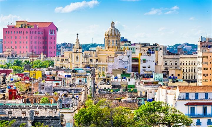 Cuba: 15-Day Tour of Havana, Vinales, Cienfuegos, Trinidad and Varadero for Two