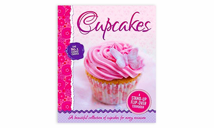 No. 1 Cook's Choice: Baking & Cupcakes for R229