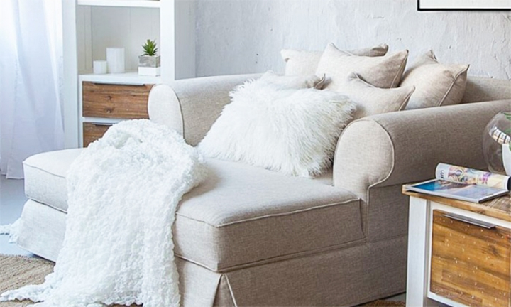 Abigail Daybed Sofa (Forest Stone) for R7299 + Free Delivery