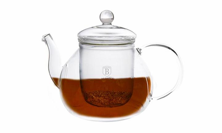Berlinger Haus Glass Teapot (1 Litre) for R799