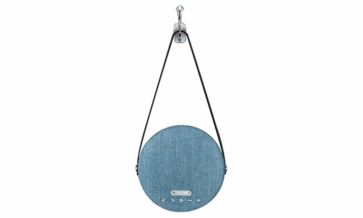 Desktop Fabric Bluetooth Portable Speaker for R499