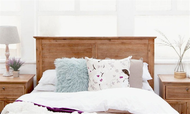 Ferris Wooden Headboard (King) for R3199 + Free Delivery