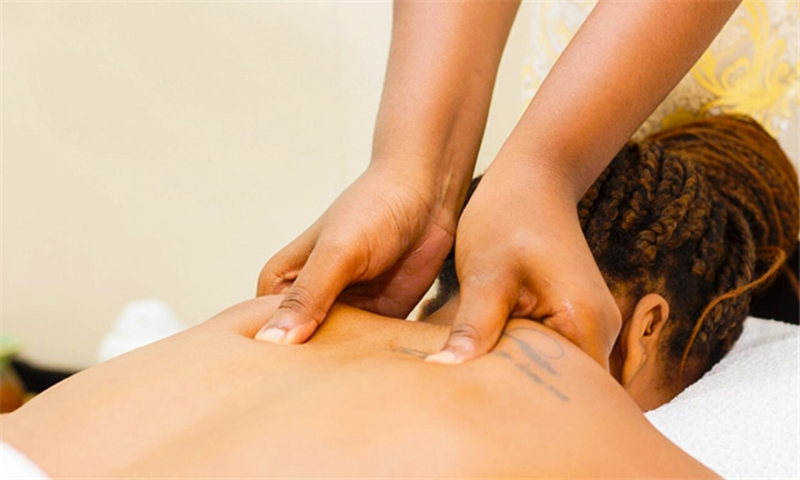60 or 90-Minute Thai Massage at Afro Thai Spa