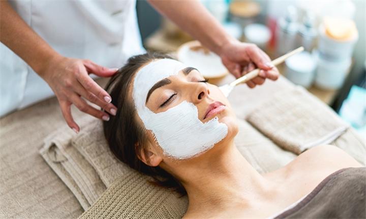 Facial with Optional Full Body Swedish Massage at at Ilwaaya Beauty and Wellness