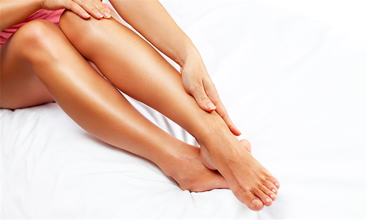 Full Legs or Full Body Wax at Afro Thai Spa