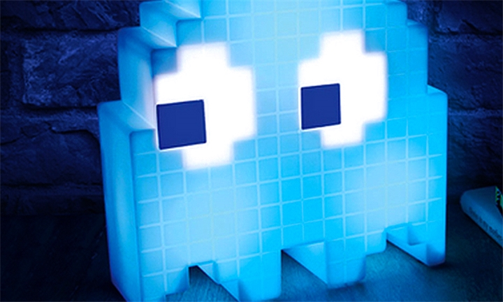 USB Pac Man Ghost Lamp for R299