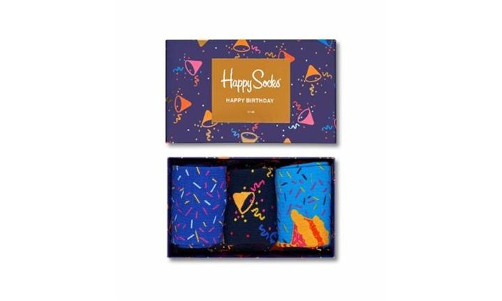 Happy Socks Singing Birthday GiftBox for R599