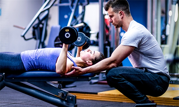 Personal Training Sessions with Effective Fitness