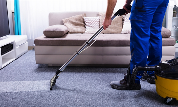 Carpet Cleaning Services for 2 or 3 Bedrooms from Moss Cleaning Service
