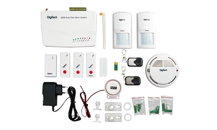 DigiTech GSM Alarm Kit for R2299
