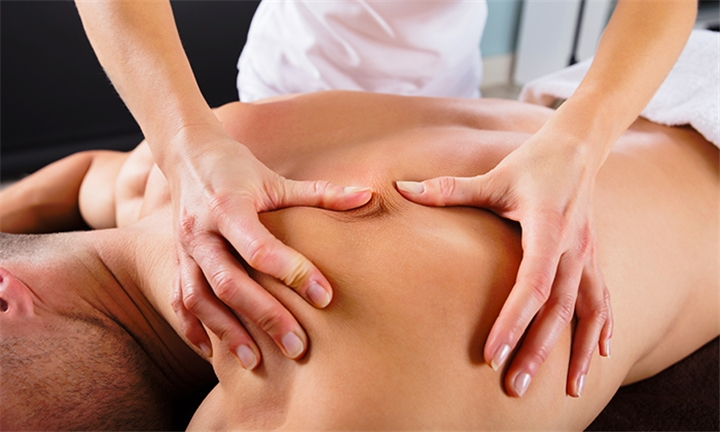 60-Minute Professional Sports Massage at Effective Fitness