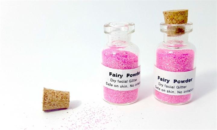 Lakota Inspirations Facial Glitter - Hot Pink - Single for R20