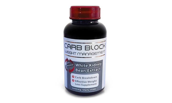 Carb Block Phase 2 - Metabolic booster for R279