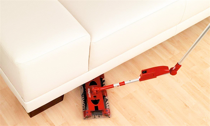 Swivel Sweeper Max Rechargeable & Cordless Broom & Vacuum for R499