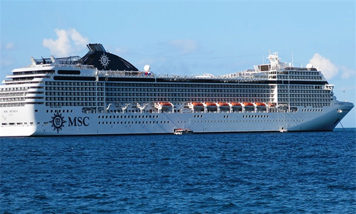 24 January 2019: 4-Night Cruise from Cape Town to Durban One Way – All Inclusive for Two Adults Aboard the MSC Musica