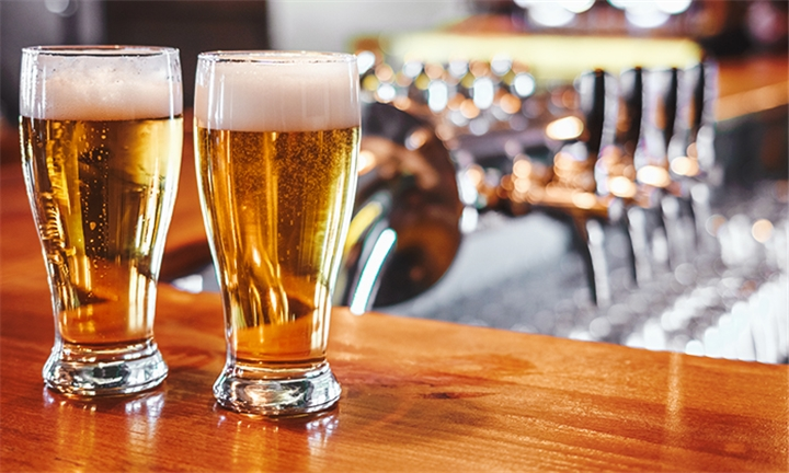Beer Experience Tour Including Tasting and Take Home Beer Glass Each PLUS Bonus Voucher Toward Next Visit at Newlands Brewery