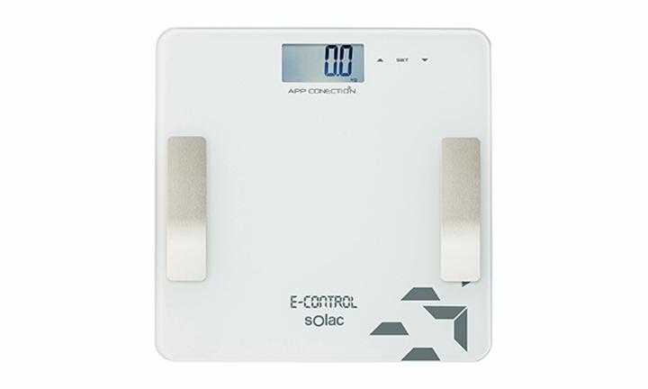 Solac Bathroom Scale (180kg) Precise for R229