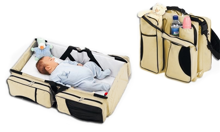 TinyTots 3-in-1 Multi-Function Travel Nappy Bag for R299