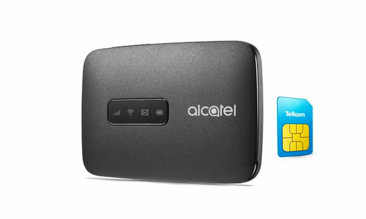 Alcatel MW40VD LTE Mobile WiFi Modem Router Bundle with Optional Accessory Bundle for R799