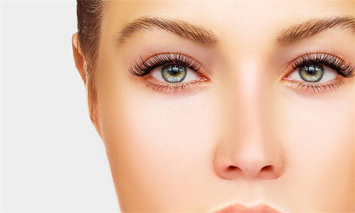 Microblading Permanent Eyebrow Makeup at Lash Studio