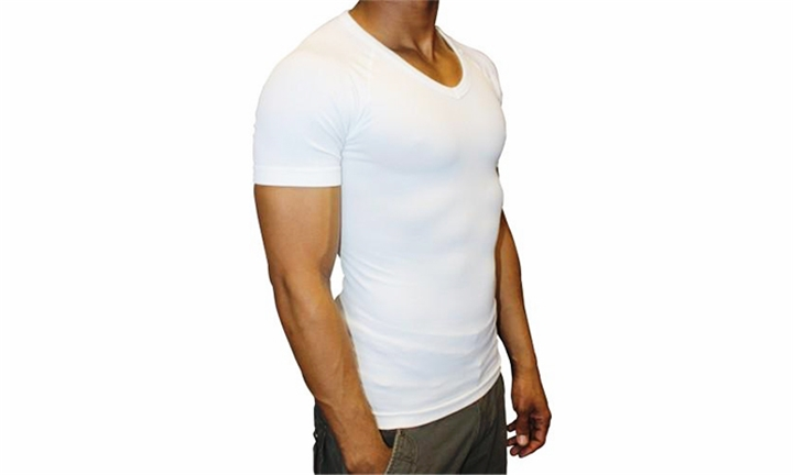 Tone Wear Men's Slimming Undershirts for R279