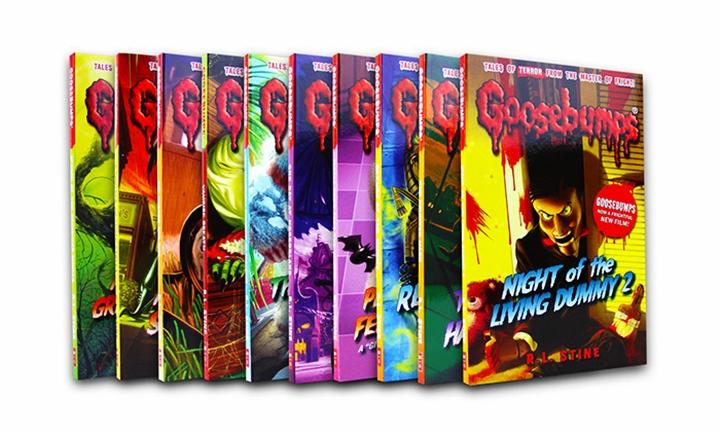 Goosebumps Horrorland Series (10 Books) for R449