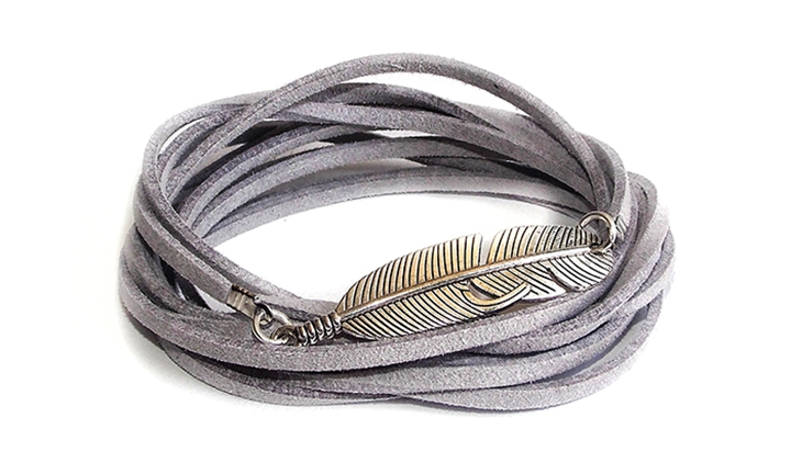 Lakota Inspirations Silver Feather 3-in-1 Wraps for R120