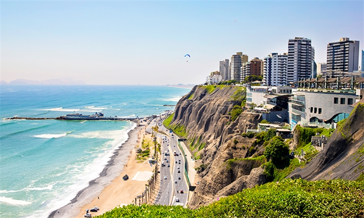 South America: 15-Day Quito to Lima Adventure