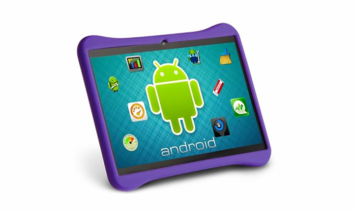 Geeko Selpal 9.6 inch Tablet PC withPurple Rugged Cover for R1299