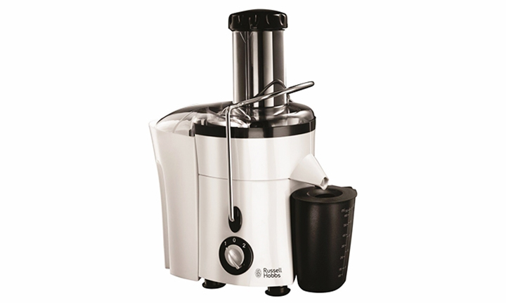 Russell Hobbs Aura Juice Extractor Machine 650W for R699