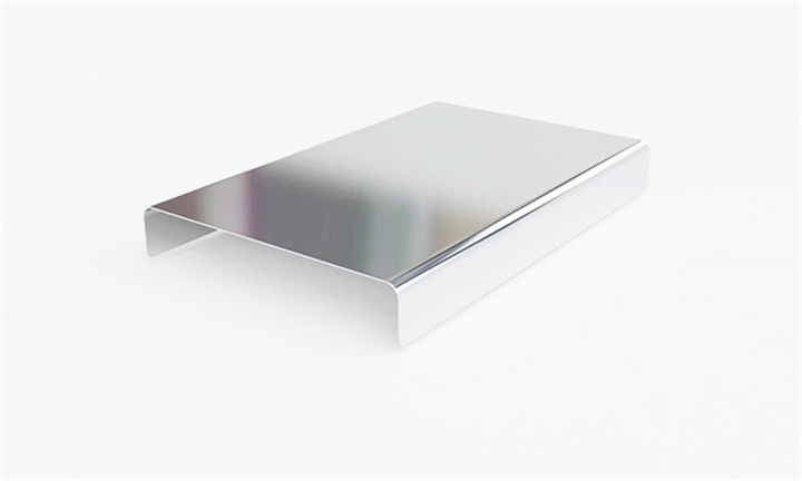Stainless Steel Floating Couch Armrest for R499