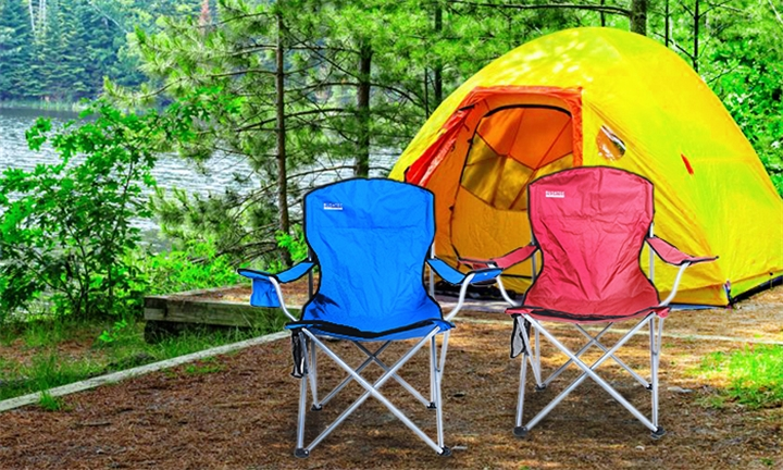 Oversized Highback Camping Chair (110kg) from R329